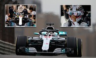 """Hamilton """"vô địch"""" cả 2 lần chạy thử ở China GP, Mercedes sẵn sàng lật đổ Ferrari?"""