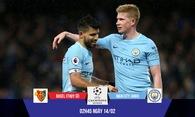 Nhận định bóng đá: Hạ Basel, Man City giúp De Bruyne săn quả bóng vàng