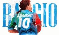 [Hồi ức Serie A] Roberto Baggio: Di sản lãng mạn của nghệ thuật Phục hưng