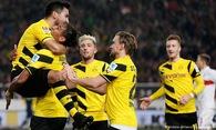 Video Bundesliga: Borussia Dortmund 5-1 Wolfsburg