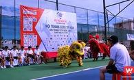 CLB tennis CCTV chính thức được thành lập tại TP.HCM