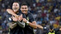 Ronaldo sút nhiều hơn cả đội bóng và 5 điểm nhấn thú vị từ trận Frosinone - Juventus