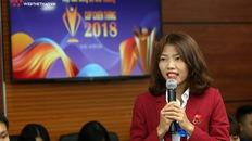"""Cúp Chiến thắng 2018: Vinh danh """"một nửa"""" của thể thao Việt Nam"""
