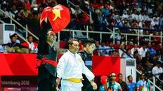 Trần Đình Nam và tấm HCV ASIAD rửa hận SEA Games