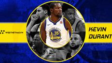 NBA mùa giải 2018-19: Tột đỉnh của Kevin Durant là đây