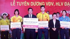 Mừng công ASIAD, Webthethao.vn tặng thưởng cho tất cả các võ sĩ Việt Nam đoạt huy chương