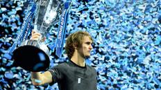Đánh bại Djokovic, tay vợt 21 tuổi có lần đầu vô địch ATP Finals