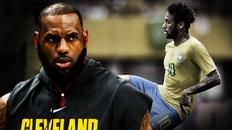 Hóa ra LeBron James lại là bí quyết để thành công của tuyển Brazil tại World Cup 2018