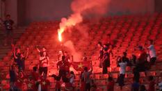 VFF bị phạt 250 triệu đồng vì CĐV Việt Nam đốt pháo sáng tại ASIAD 2018