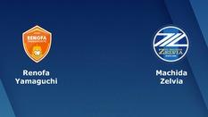Nhận định tỷ lệ cược kèo bóng đá tài xỉu trận: Renofa Yamaguchi vs Machida Zelvia
