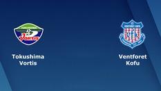 Nhận định tỷ lệ cược kèo bóng đá tài xỉu trận: Tokushima Vortis vs Ventforet Kofu