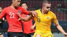 U19 Việt Nam vẫn sáng cửa đi tiếp khi Hàn Quốc và Australia cầm chân nhau