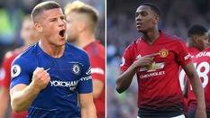 Martial, Barkley và top 5 điểm nhấn đáng chú ý nhất ở đại chiến Chelsea - Man Utd