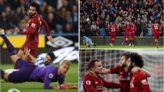 Salah chấm dứt 6 tháng chờ đợi và 5 điểm nhấn từ trận Huddersfield - Liverpool