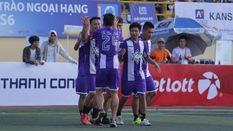 Lội ngược dòng ấn tượng, FC Du Lịch giành 3 điểm đầu tiên tại sân chơi HPL