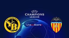 Nhận định tỷ lệ cược kèo bóng đá tài xỉu trận: Young Boys vs Valencia