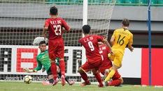 Bị loại ở VCK U19 châu Á 2018, HLV Hoàng Anh Tuấn không vượt qua lời nguyền của bầu Đức