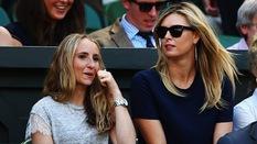 """""""Búp bê"""" Maria Sharapova phủ nhận tin đồn mang bầu"""