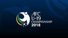 Lịch thi đấu U19 Châu Á 2018 - Phát sóng trực tiếp U19 Việt Nam trên VTV6