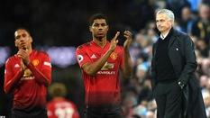 HLV Mourinho ch? ra nguyên nhân khi?n Man Utd th?t b?i tr??c Man City