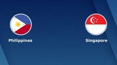 Nhận định tỉ lệ cược kèo bóng đá tài xỉu trận: Philippines vs Singapore