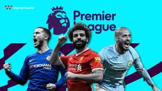 Hazard, Salah và 3 cầu thủ Man City trong Top 5 cầu thủ có điểm cao nhất sau 12 vòng đấu