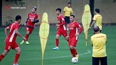 """AFF Cup 2018: """"Cascadeur"""" Trọng Hoàng chia sẻ bất ngờ trước trận gặp Malaysia"""