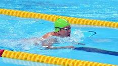 """Nguyễn Thành Trung: """"Thần tài"""" của ĐT bơi người khuyết tật Việt Nam"""