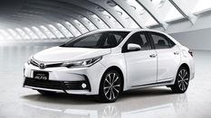 Bảng giá xe Toyota mới nhất tháng 11/2018