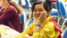Bạch Ngọc Thùy Dương: Ngôi sao mới sáng giá của làng cờ Việt Nam
