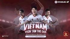Quang Hải - Xuân Trường - Công Phượng chính thức góp mặt trong FIFA Online 4 Việt Nam