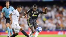 Nhận định tỷ lệ cược kèo bóng đá tài xỉu trận Juventus vs Valencia