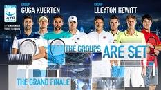 """Nh?n ??nh v? 8 """"anh tài"""" tham d? ATP Finals (k? 2): B?ng Lleyton Hewitt"""