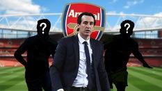 Tiết lộ 2 ngôi sao chủ chốt trong kế hoạch tái thiết Arsenal của Unai Emery