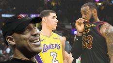 LaVar Ball cam đoan LeBron James đang tới Los Angeles