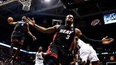 Ngắm hình xăm khủng mô tả pha bóng kinh điển của LeBron James và Dwyane Wade