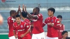 Trực tiếp V.League 2018 Vòng 14: Nam Định FC - Than Quảng Ninh