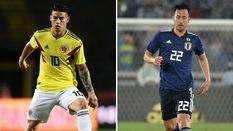Link xem trực tiếp trận Colombia - Nhật Bản ở World Cup 2018