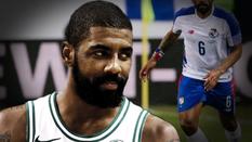 """Cộng đồng mạng bất ngờ phát hiện Kyrie Irving """"chạy show"""" đầu quân tuyển Panama đá World Cup?"""
