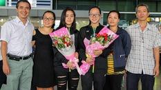 Bộ đôi từng giành HCĐ châu Á dự giải Cầu lông các nhóm tuổi thiếu niên toàn quốc