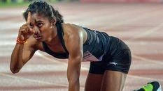 Ấn Độ lần đầu tiên giành HCV chạy bộ thế giới nhờ cô gái 18 tuổi
