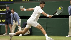 """Wimbledon 2018: Thắng cả """"hiệp 2"""", Djokovic loại Nadal tiến vào chung kết"""