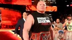 Trước khi sang UFC, Brock Lesnar sẽ xuất hiện tại WWE Summerslam