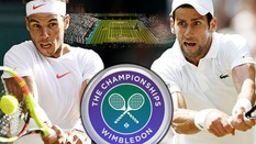 Bán kết Wimbledon 2018: Đại chiến Nadal - Djokovic tạm hoãn khi Nole thắng thế lúc... 11h đêm