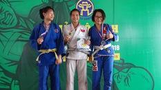 Giải Jiu-jitsu Hà Nội mở rộng: Sân chơi ấn tượng đầu tiên của BJJ Hà Nội