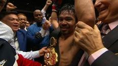 Manny Pacquiao liệt kê những đối thủ tiềm năng trong tương lai