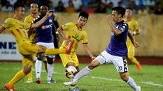 Trực tiếp V.League 2018 Vòng 19: Hà Nội FC - Nam Định FC