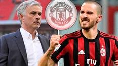 Tin chuyển nhượng ngày 15/7: Man Utd đưa ra đề nghị hỏi mua Bonucci
