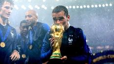 """Hụt bóng vàng World Cup, Griezmann vẫn là ứng viên số 1 cho quả bóng vàng """"xịn"""""""