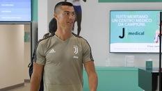 Tin chuyển nhượng ngày 16/7: Ronaldo vượt qua cuộc kiểm tra y tế gia nhâp Juventus